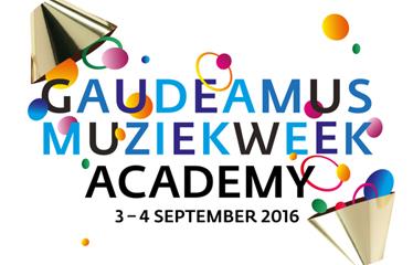 Gaudeamus Muziekweek Academy