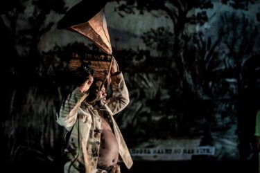 The head and the load – William Kentridge