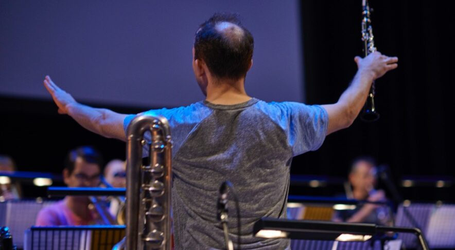 David Kweksilber Big Band nieuwe composities