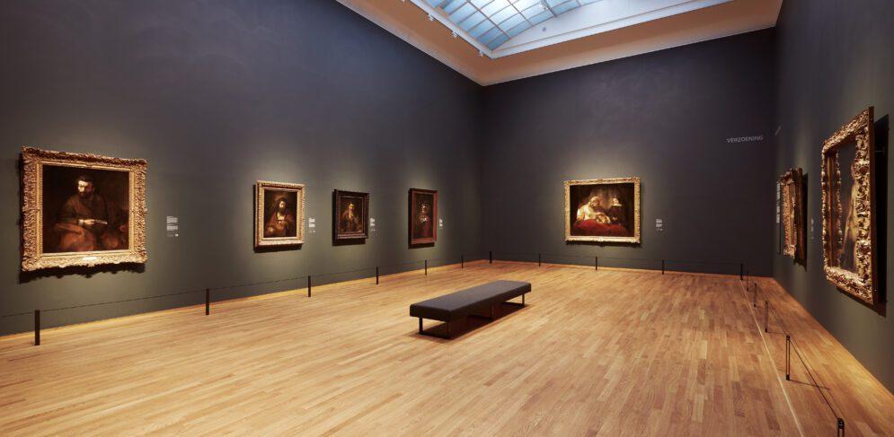 sp-609 Rijksmuseum Late Rembrandt