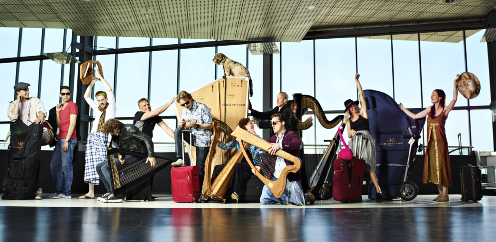 Dutch Harp Competition