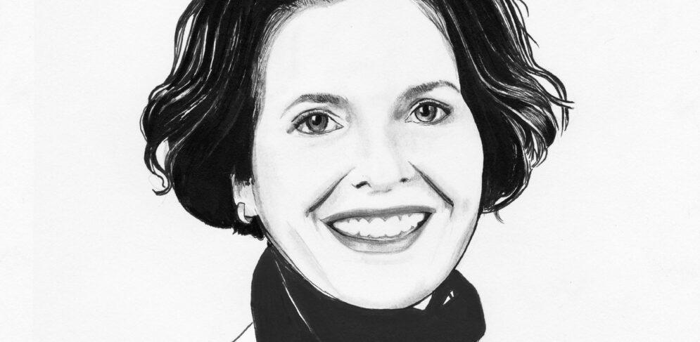 Caroline Klaver – Laureaat  2015