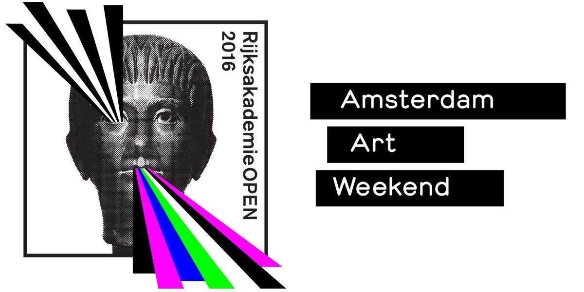 RijksakademieOPEN en meer tijdens Amsterdam Art Weekend