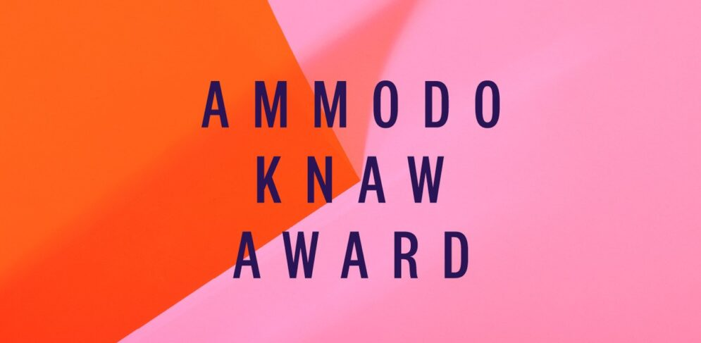 Ammodo KNAW Award 2017 in het nieuws