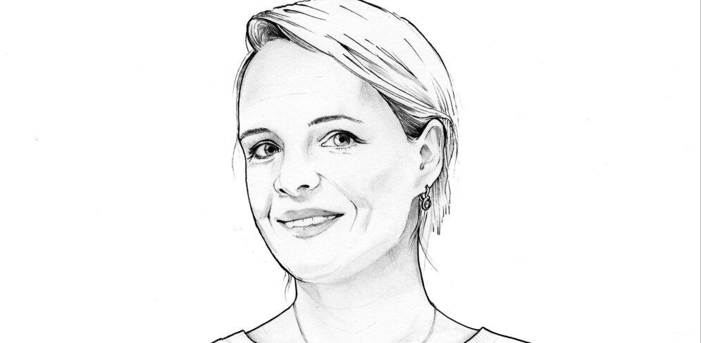 Eva van Rooij – Laureate 2017