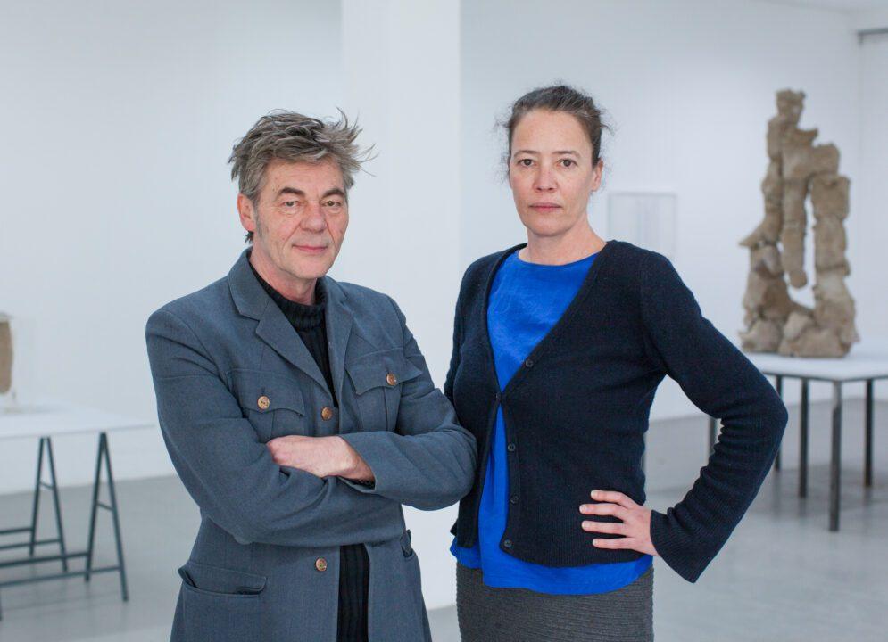 Nienke Vijlbrief en Rob van de Werdt