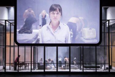 Internationaal Theater Amsterdam – Julien Gosselin / Si vous pouviez lécher mon coeur