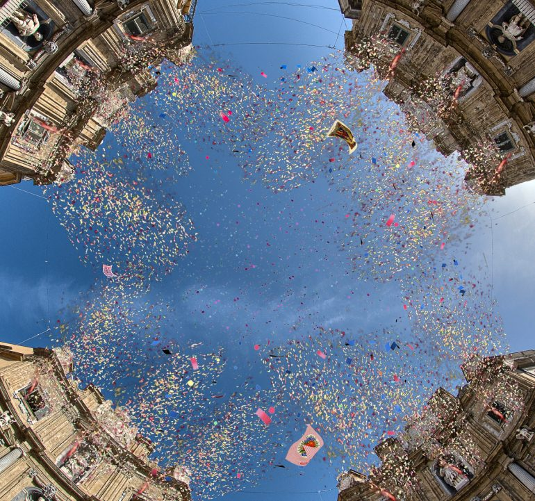 Manifesta 12 Palermo – Performative Works
