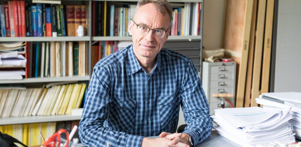 Andries Meijerink wint Gilles Holst Medaille