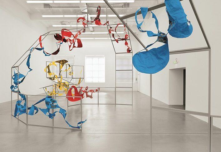 Witte de With – Mariana Castillo Deball, een solotentoonstelling