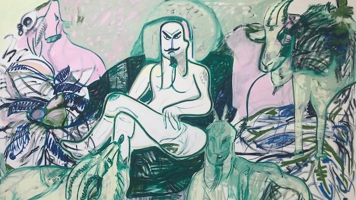 Witte de With – Melika Kara, nieuw werk