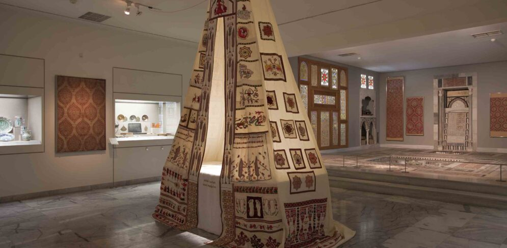 Mounira Al Solh / Museum of Islamic Art / Benaki Museum
