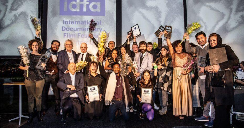 Winnaars IDFA 2019