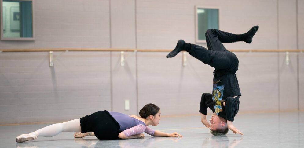 Choreographic Academy