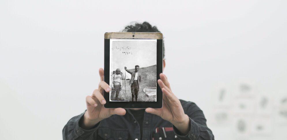 Displaced Pieces – A Spy Story zaterdag te zien op NPO 2