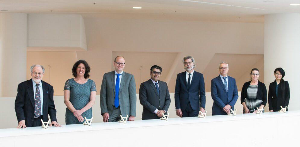 Ammodo Science Award Erasmus MC groepsfoto low res